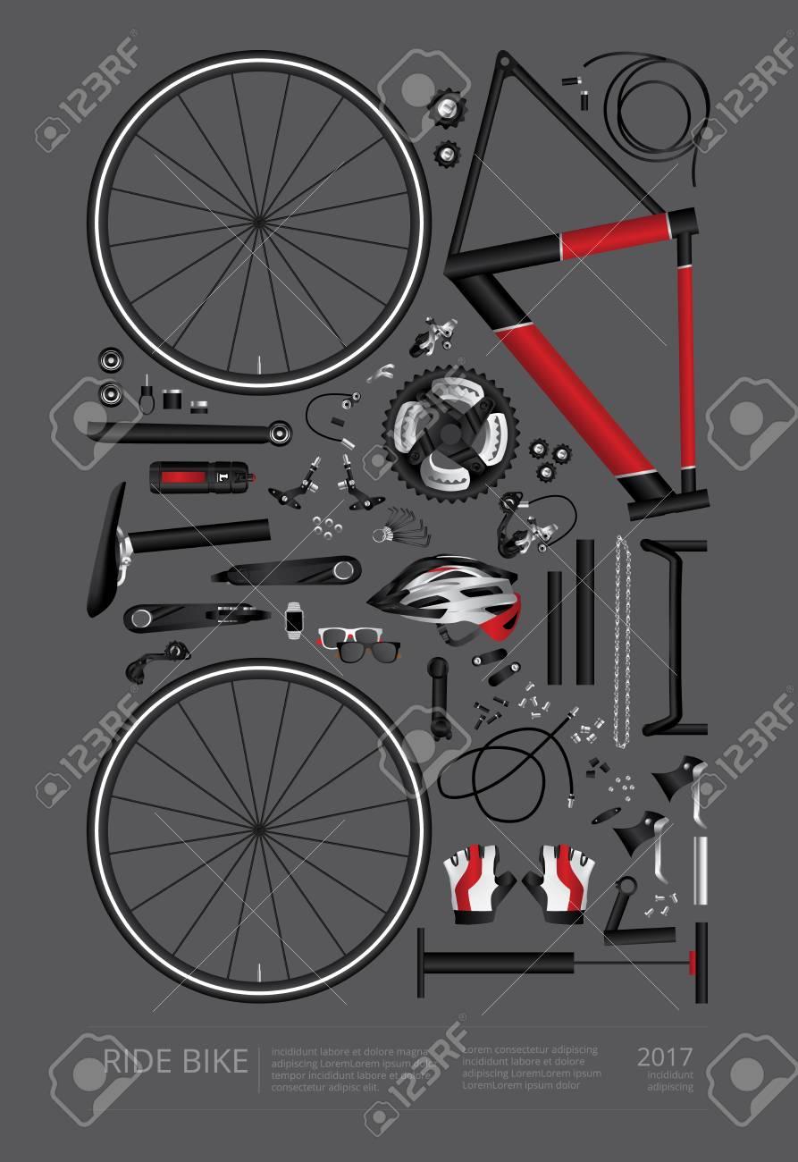 et 自転車 イラスト