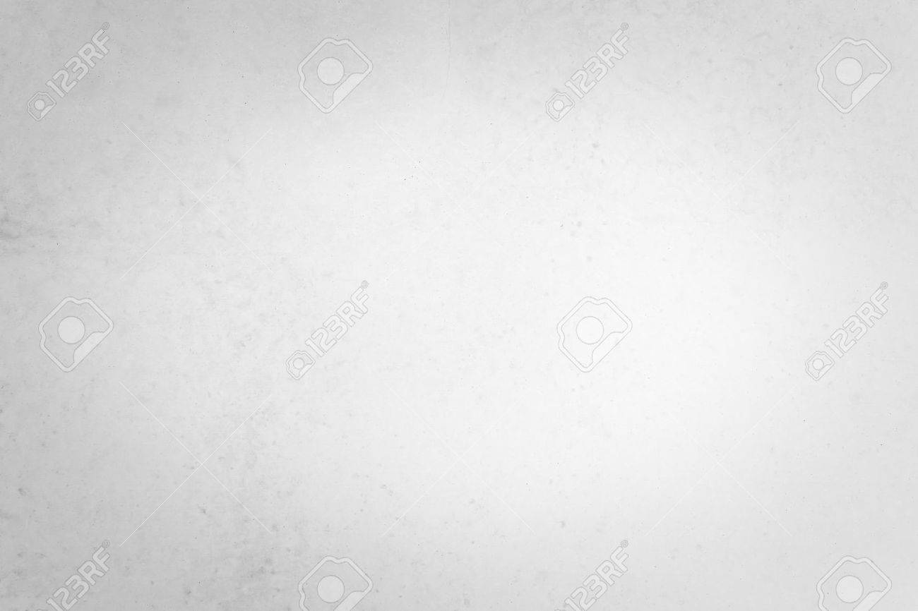 Polished concrete wall texture background White color - 41258162