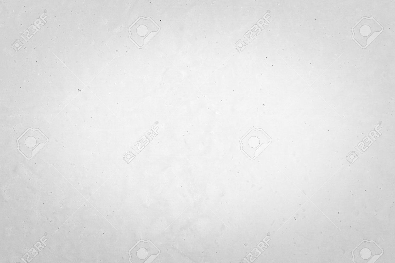 Polished Bare Concrete Wall Texture Background White Color Stock ...