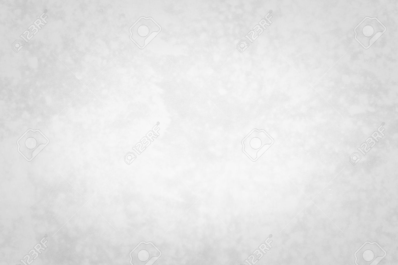Polished concrete wall texture background White color - 41494495
