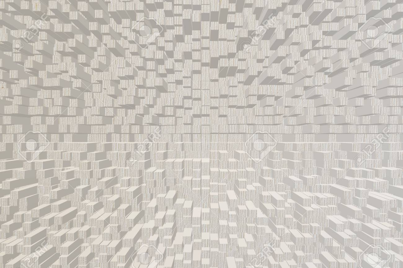 Wallpaper Interior Texture Background 3d Block Style