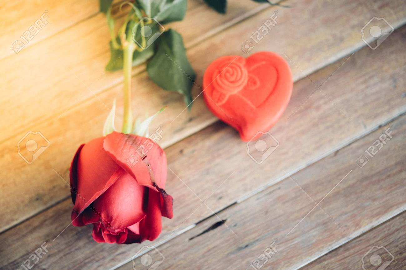 Red rose flower nature beautiful flowers from garden and ring red rose flower nature beautiful flowers from garden and ring red box heart shape design for izmirmasajfo