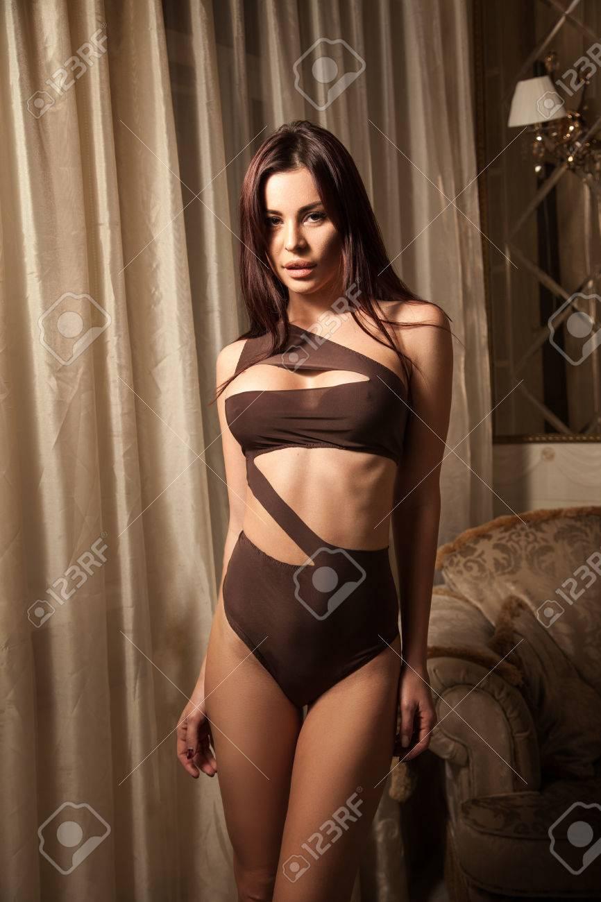 Hot sex seductive lingerie