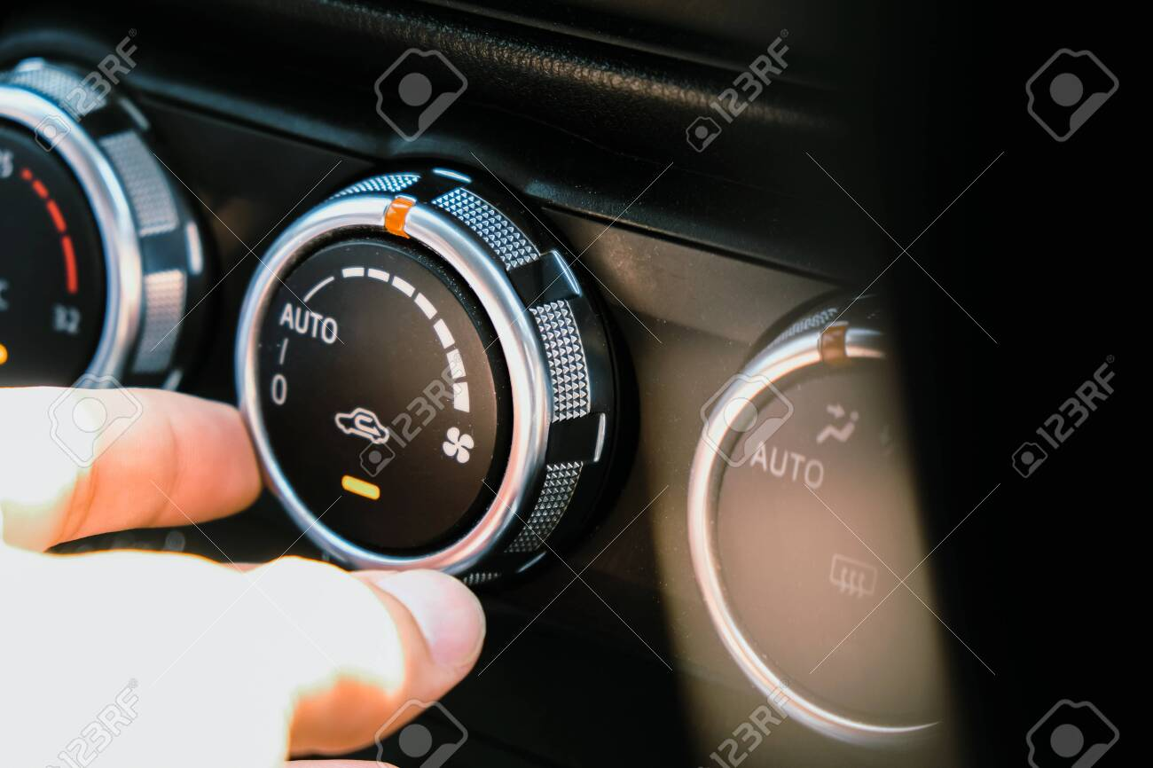 Image of Car air conditioning - 135030146