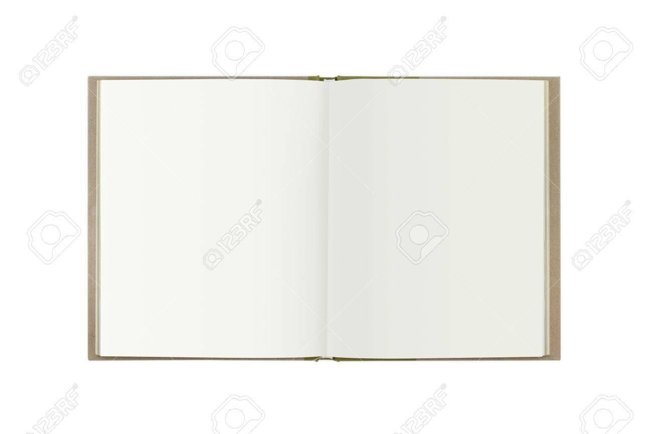 brown book open Stock Photo - 10884036