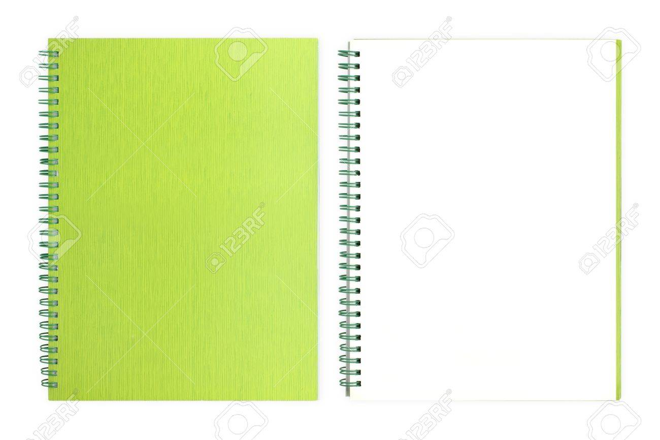 green book cover Stock Photo - 10884040