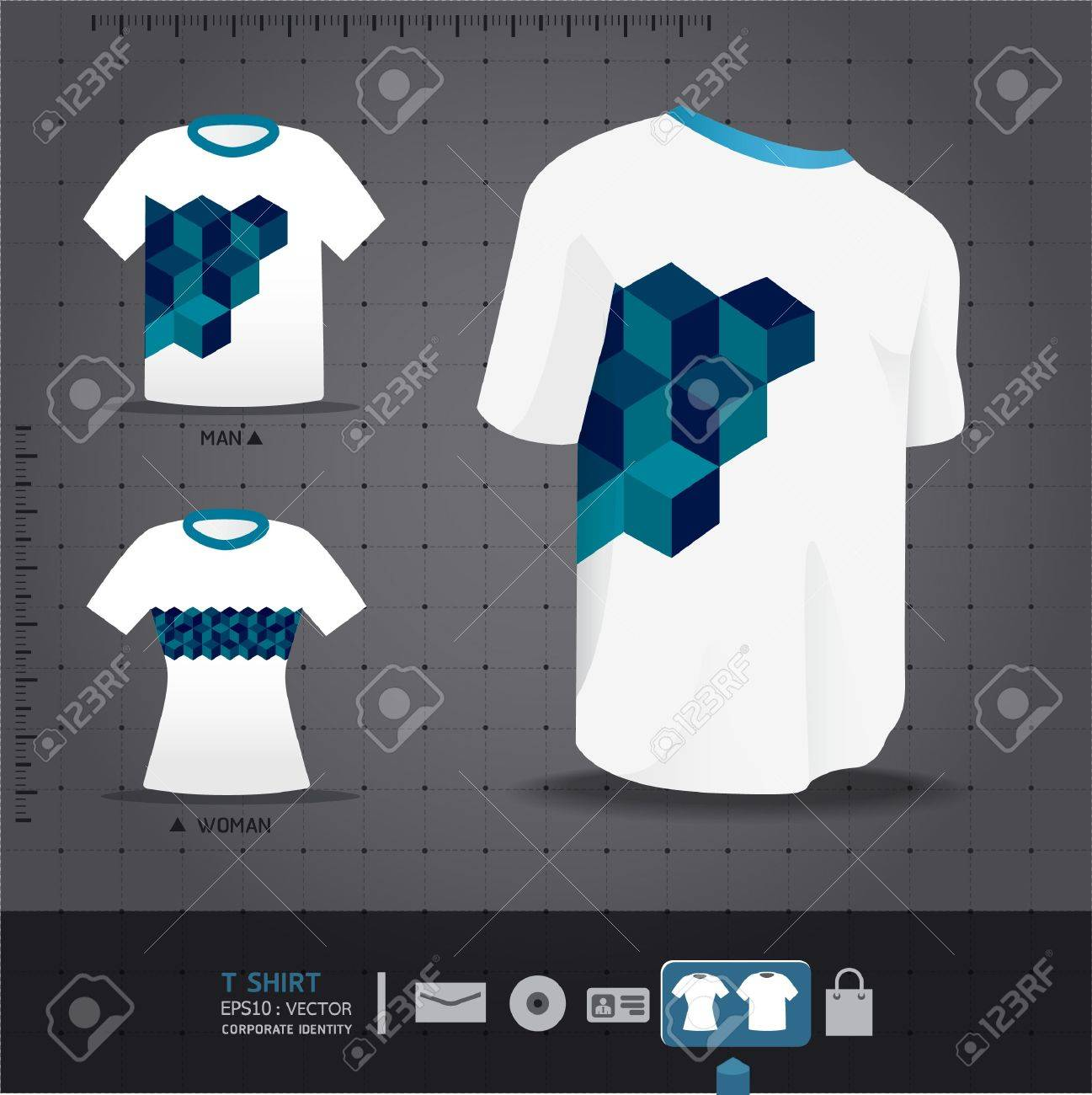 Shirt design business