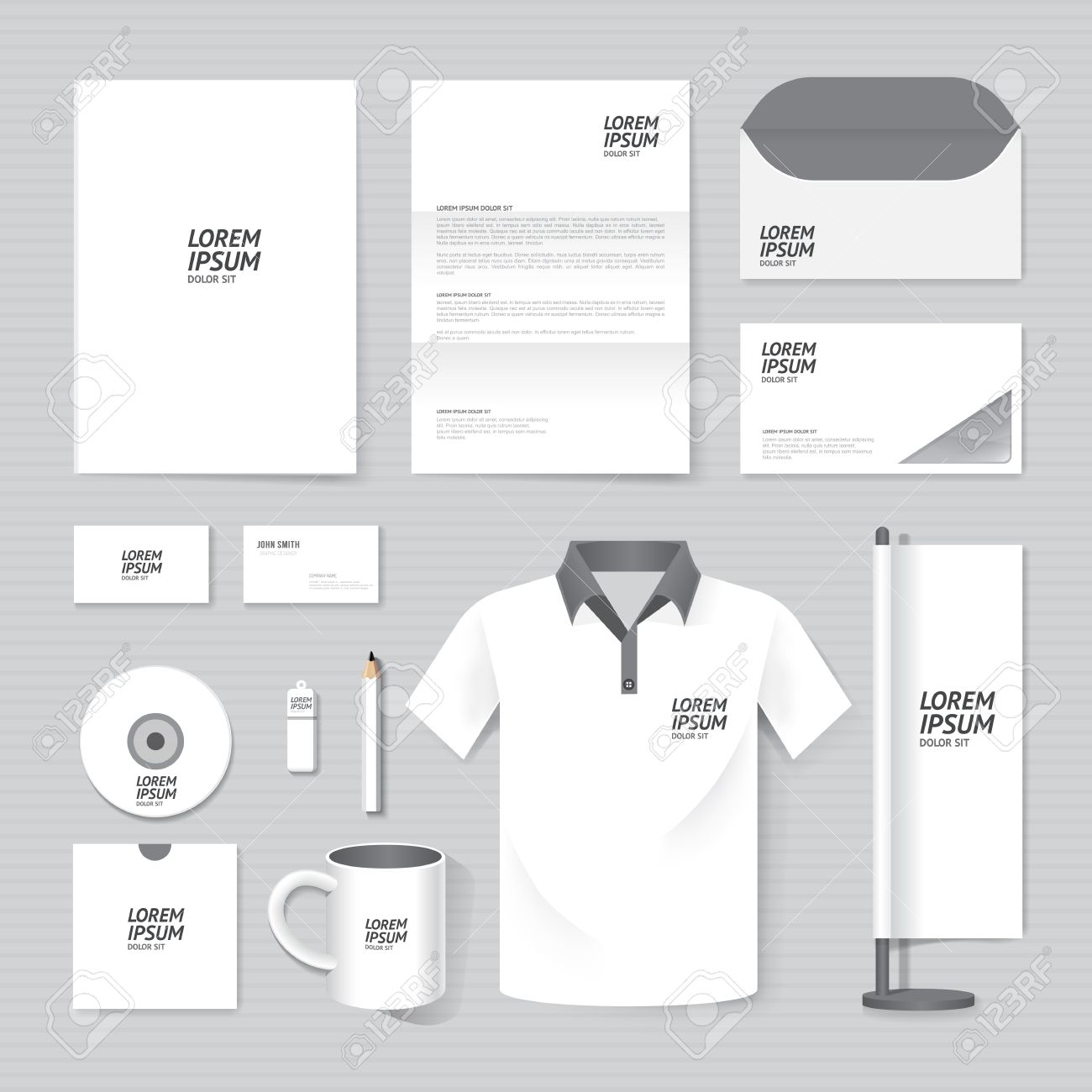 Vector Brochure Flyer Magazine Folder Tshirtcover Booklet - T shirt design size template