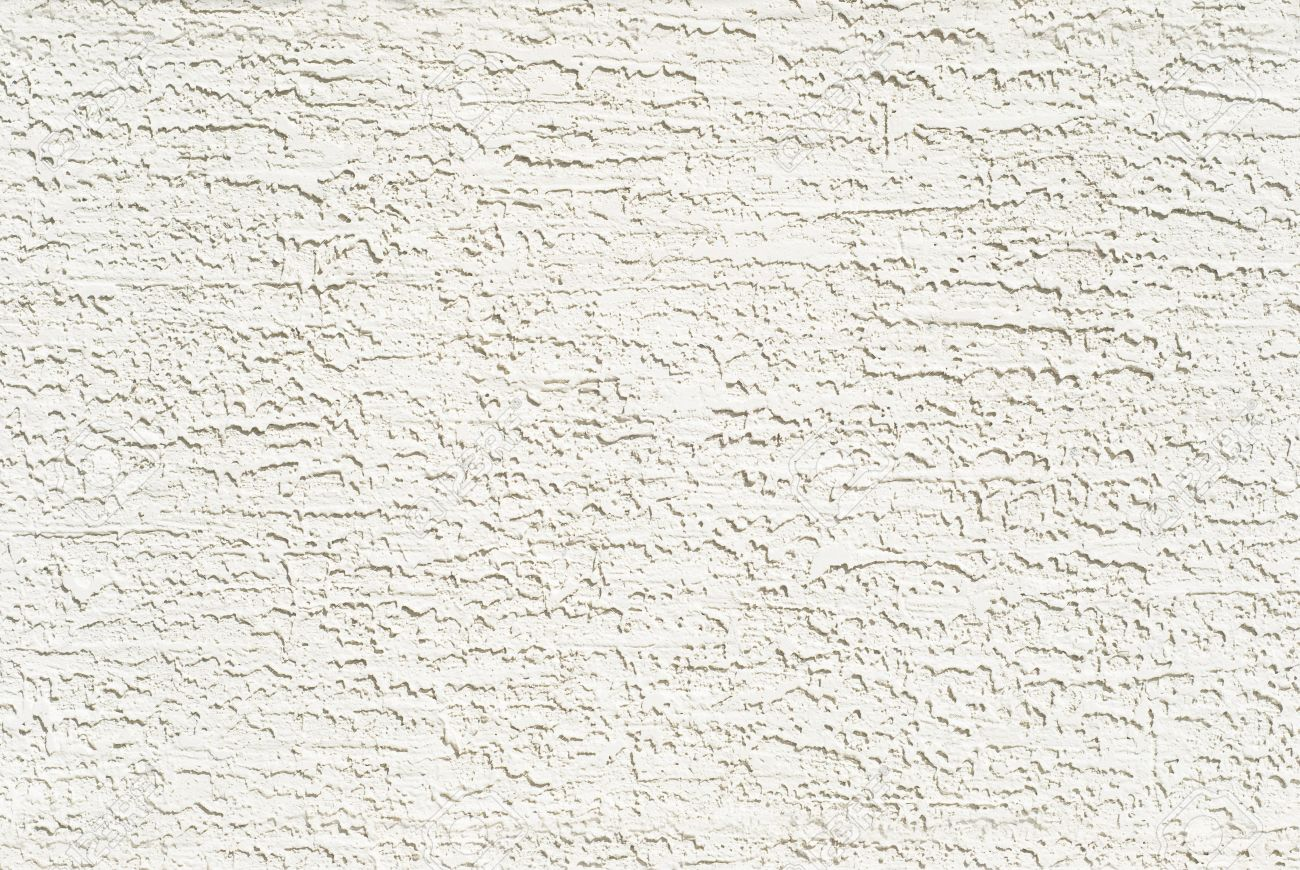 Background texture of a white painted stucco wall Stock Photo - 9018685