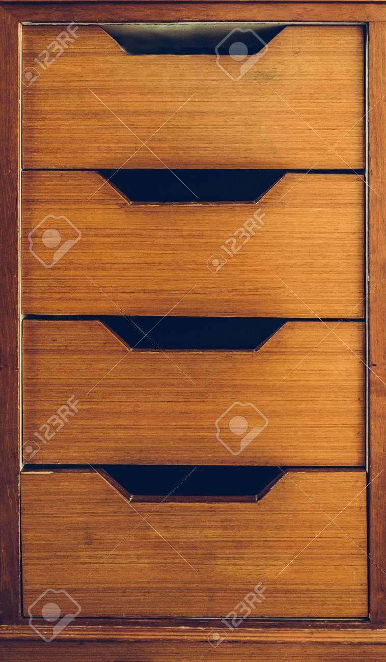 Porte D'armoire à Ossature Bois En Bois, Fond Et Texture Ton Vintage on