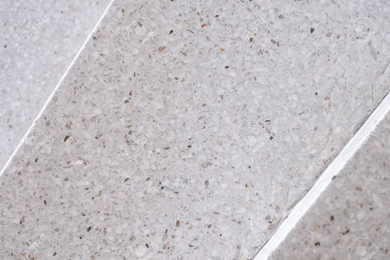Stairs Terrazzo Polished Stone Walkway And Floor Pattern And Stock Photo Picture And Royalty Free Image Image 107192841