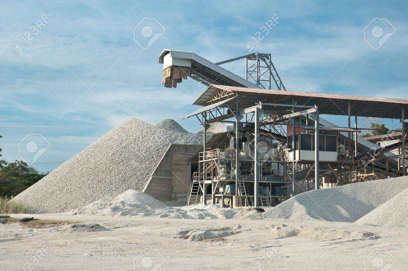 Industry stone south of thailand Stock Photo - 11299791