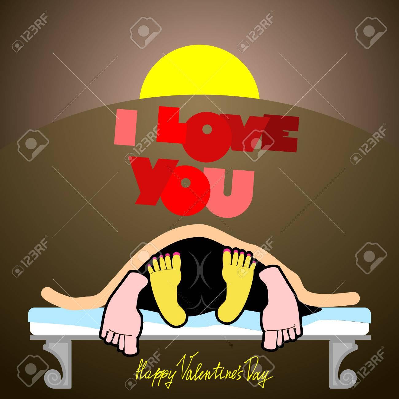 Valentine Frohlich Ungewohnlichen Valentinstag Karte Eine Lustige