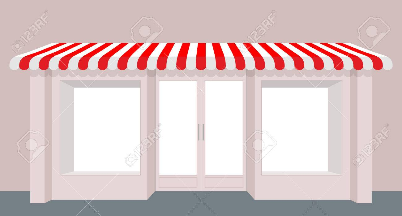 Store Doors Clipart store doors clipart & opticians shop (store). building with red