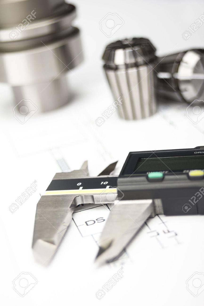 Measuring machining tools - 14303385