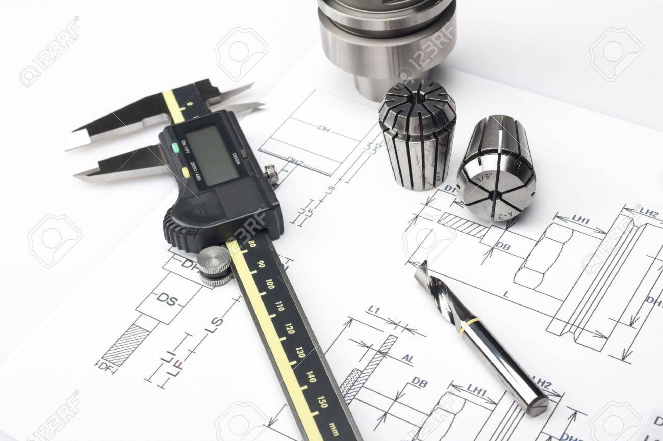 Measuring machining tools - 14303389