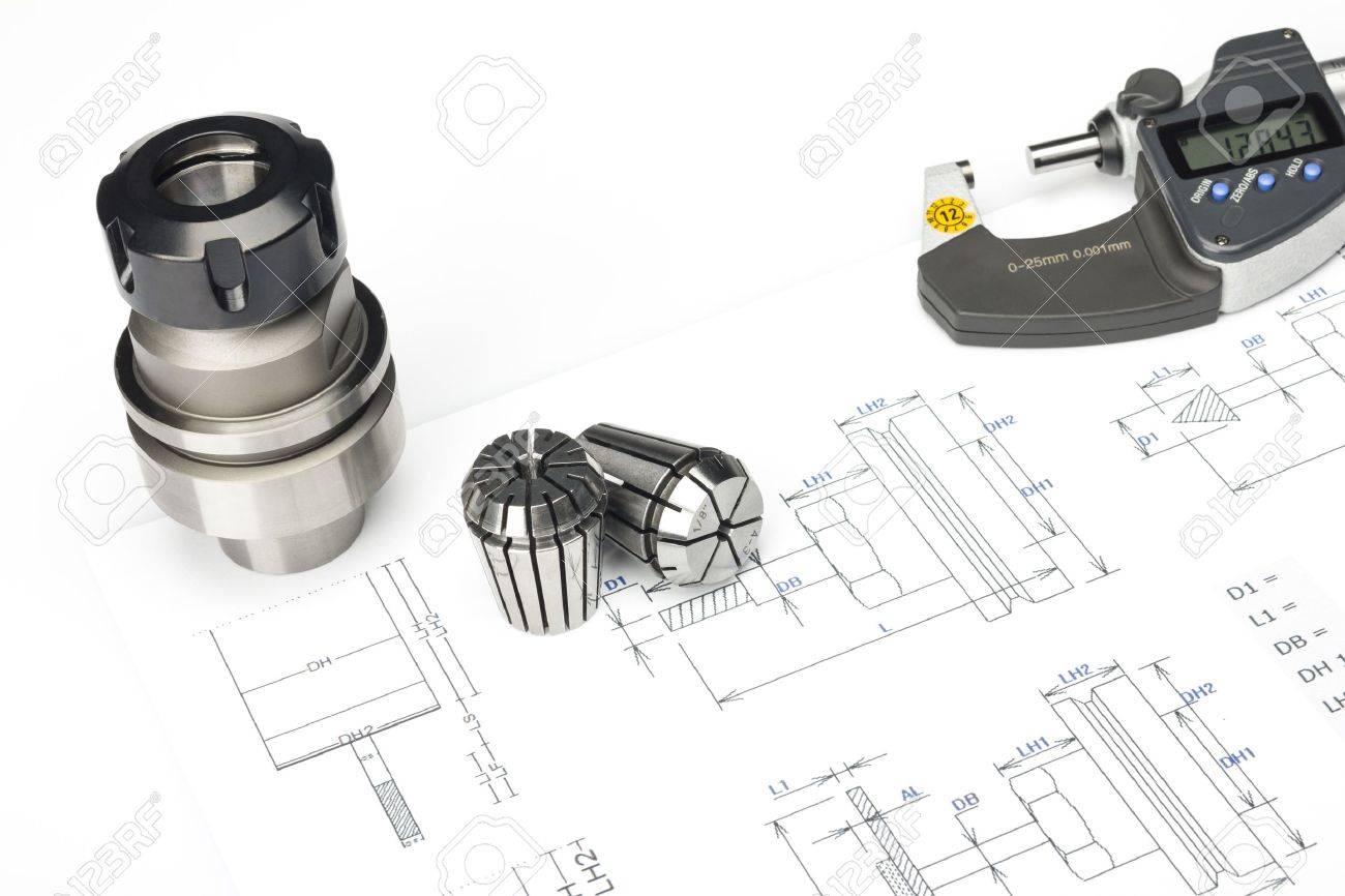 Measuring machining tools - 14303381