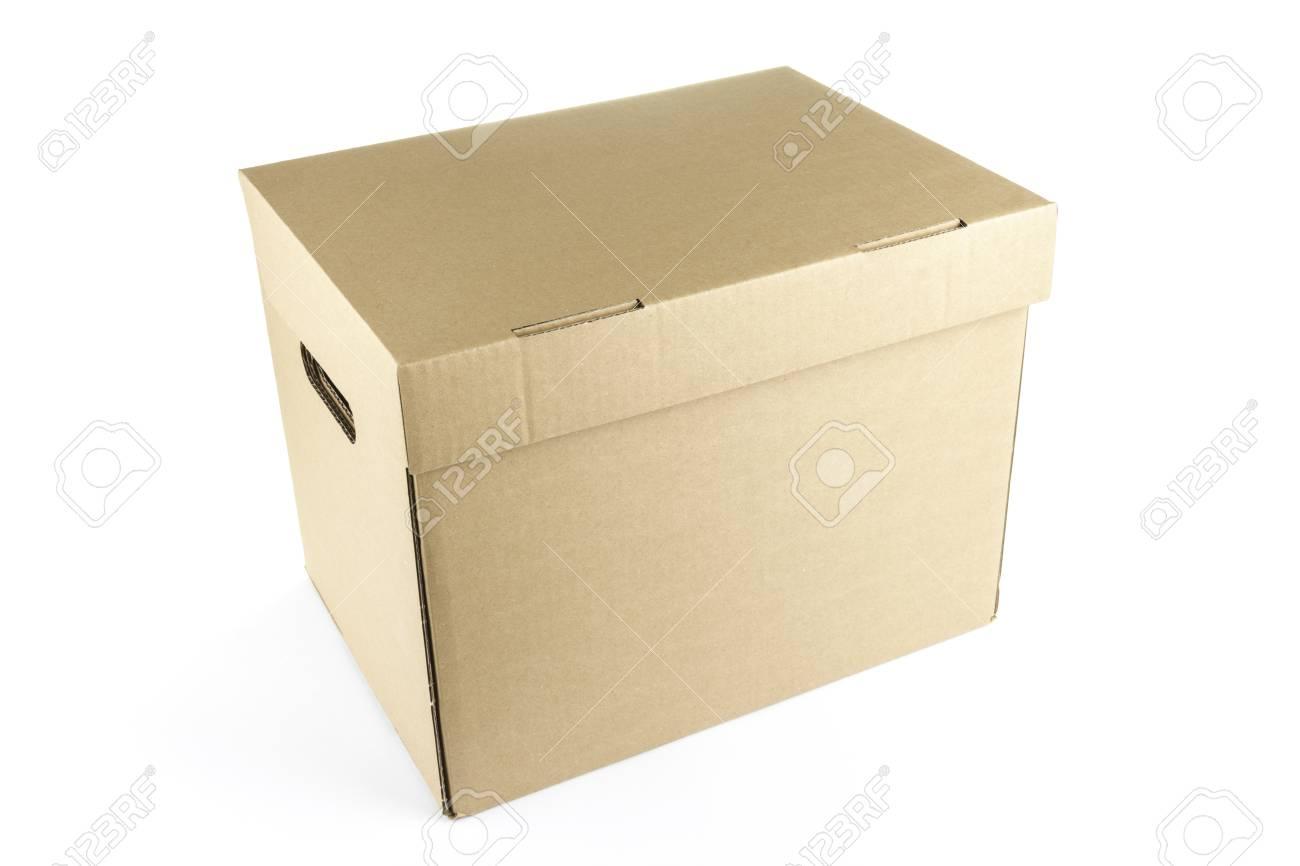 Cardboard box - 14387711