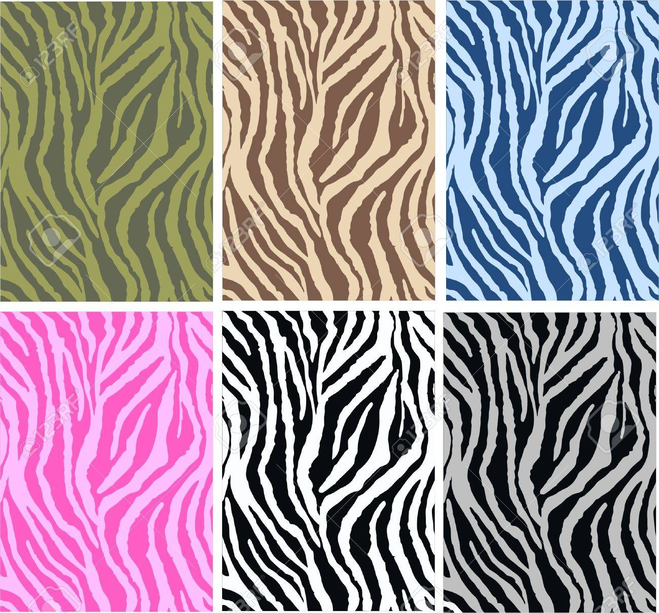 seamless animal pattern Stock Vector - 7579669