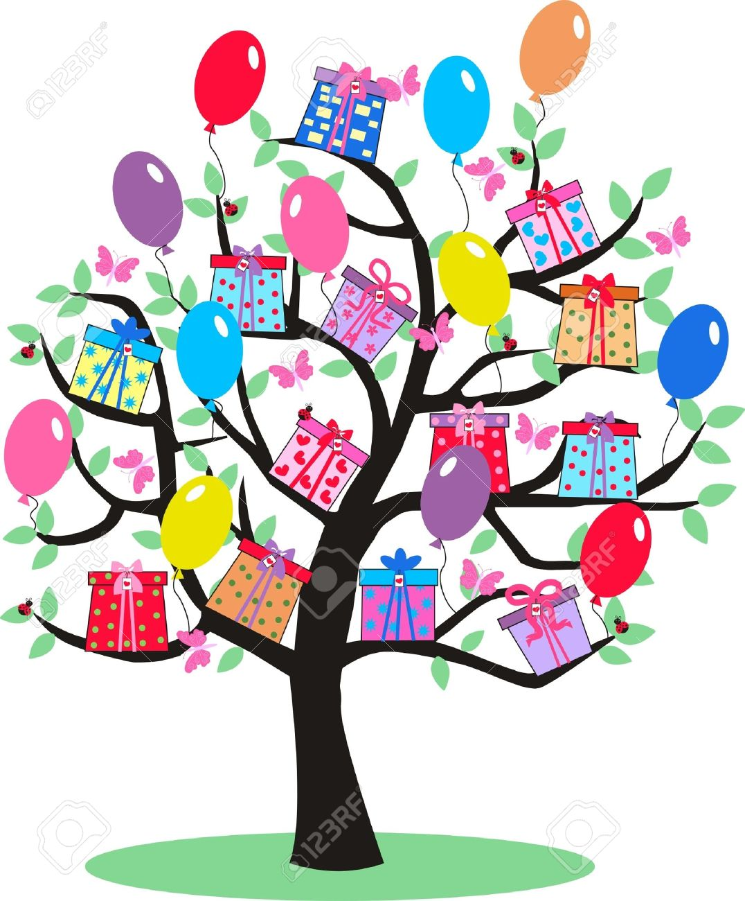 celebration tree - 10485131