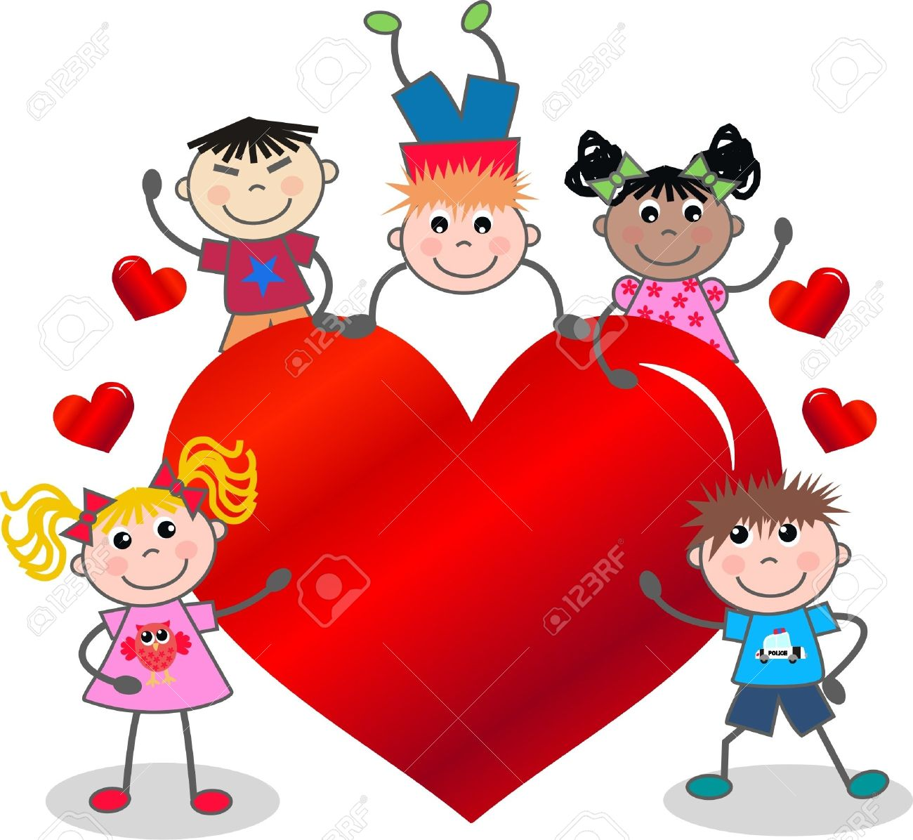 friendship cartoon stock photos royalty free friendship cartoon