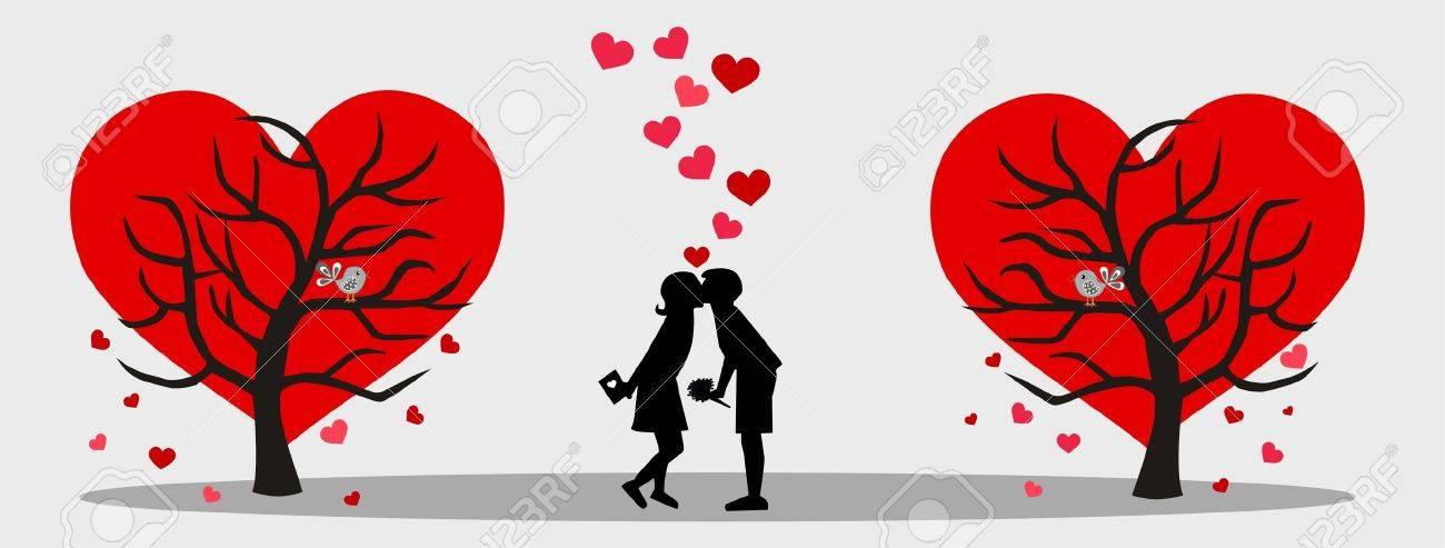 valentines day Stock Vector - 11999542