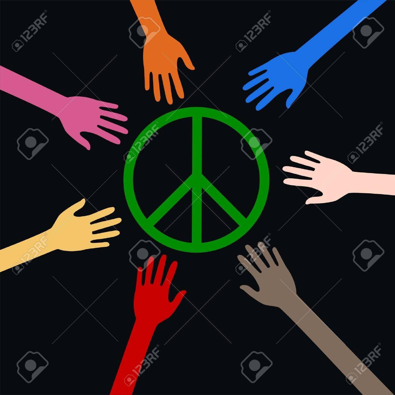 peace Stock Vector - 12044074