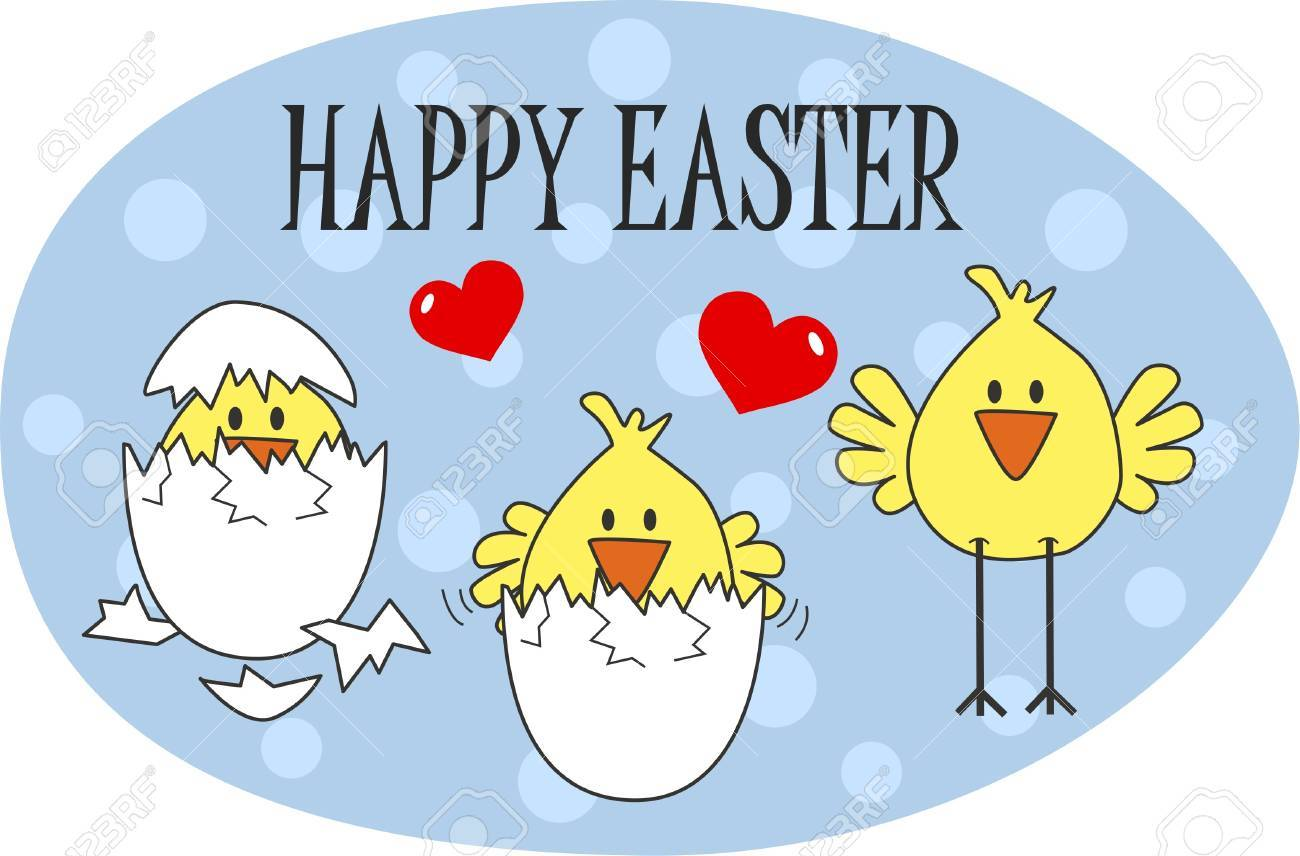 happy easter royalty free cliparts vectors and stock
