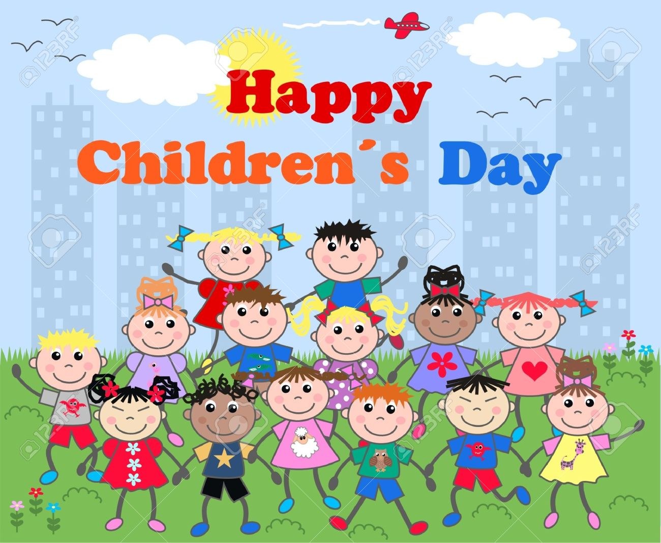 What is the significance of children's day?