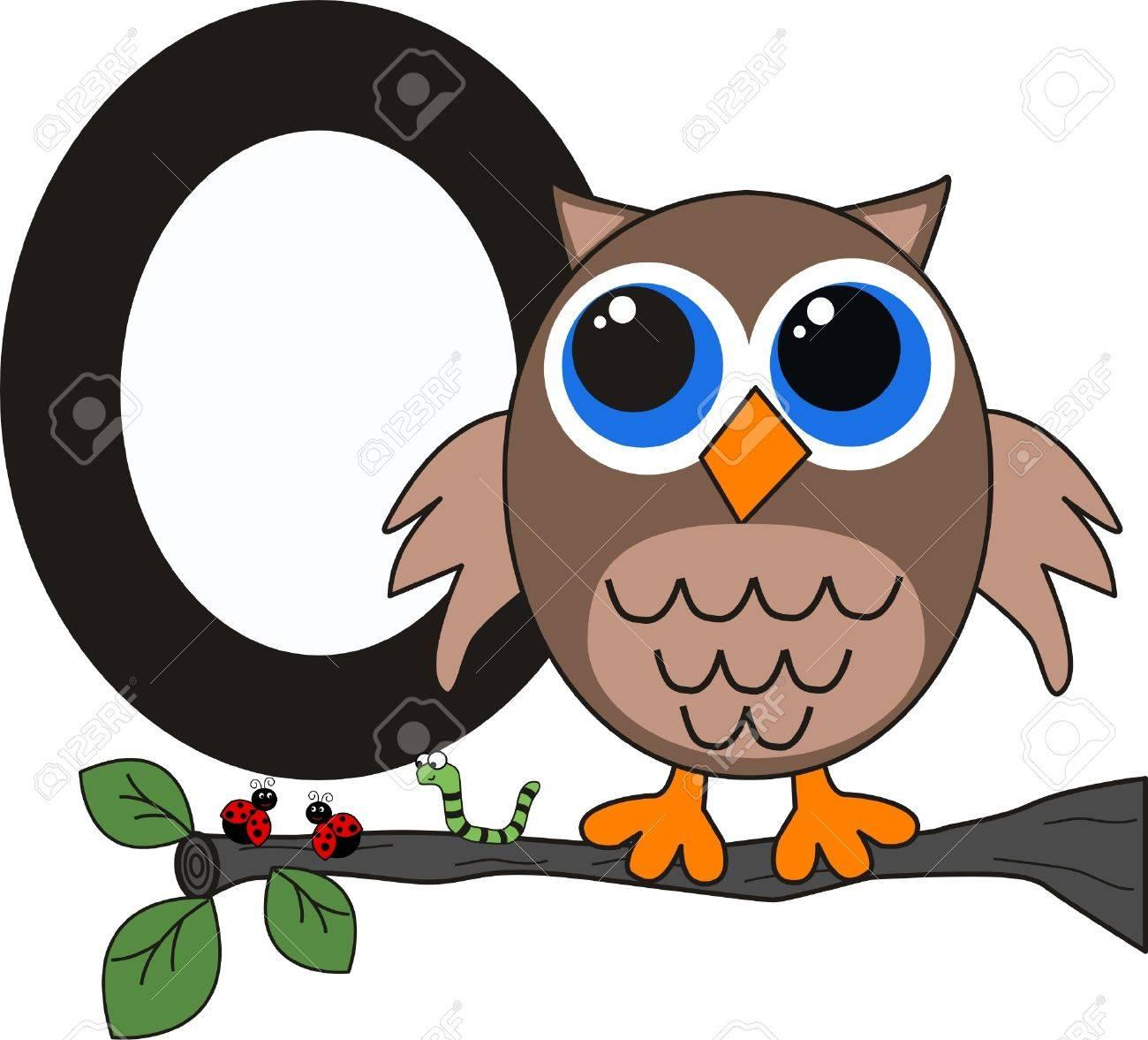 owl Stock Vector - 17209134