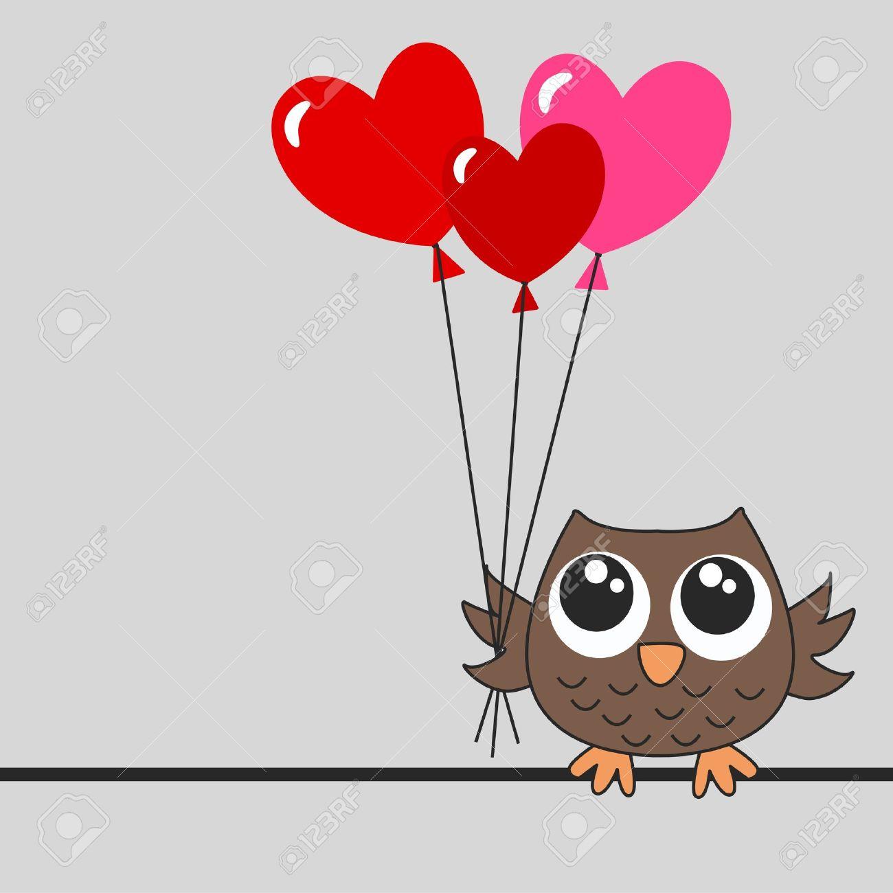 Joyeux Anniversaire Fete De Naissance Ou Saint Valentin Clip Art