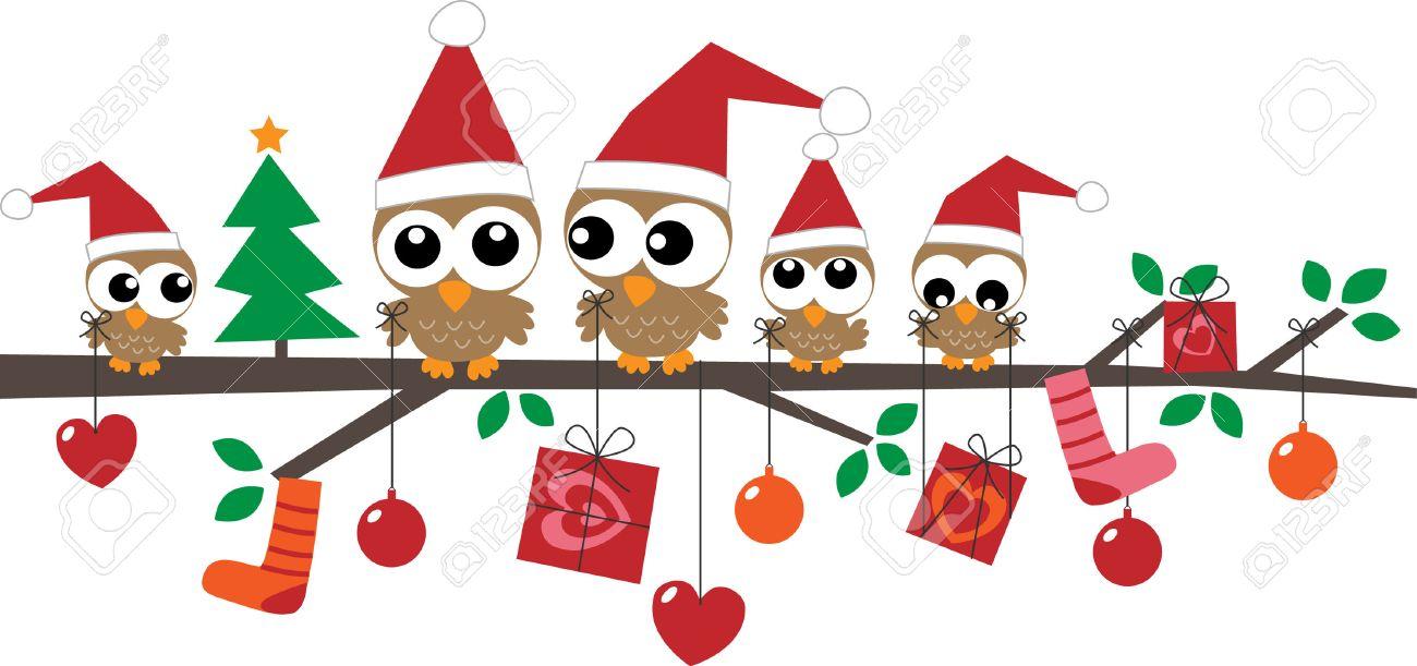 Christmas Holidays Clipart.Merry Christmas Happy Holidays