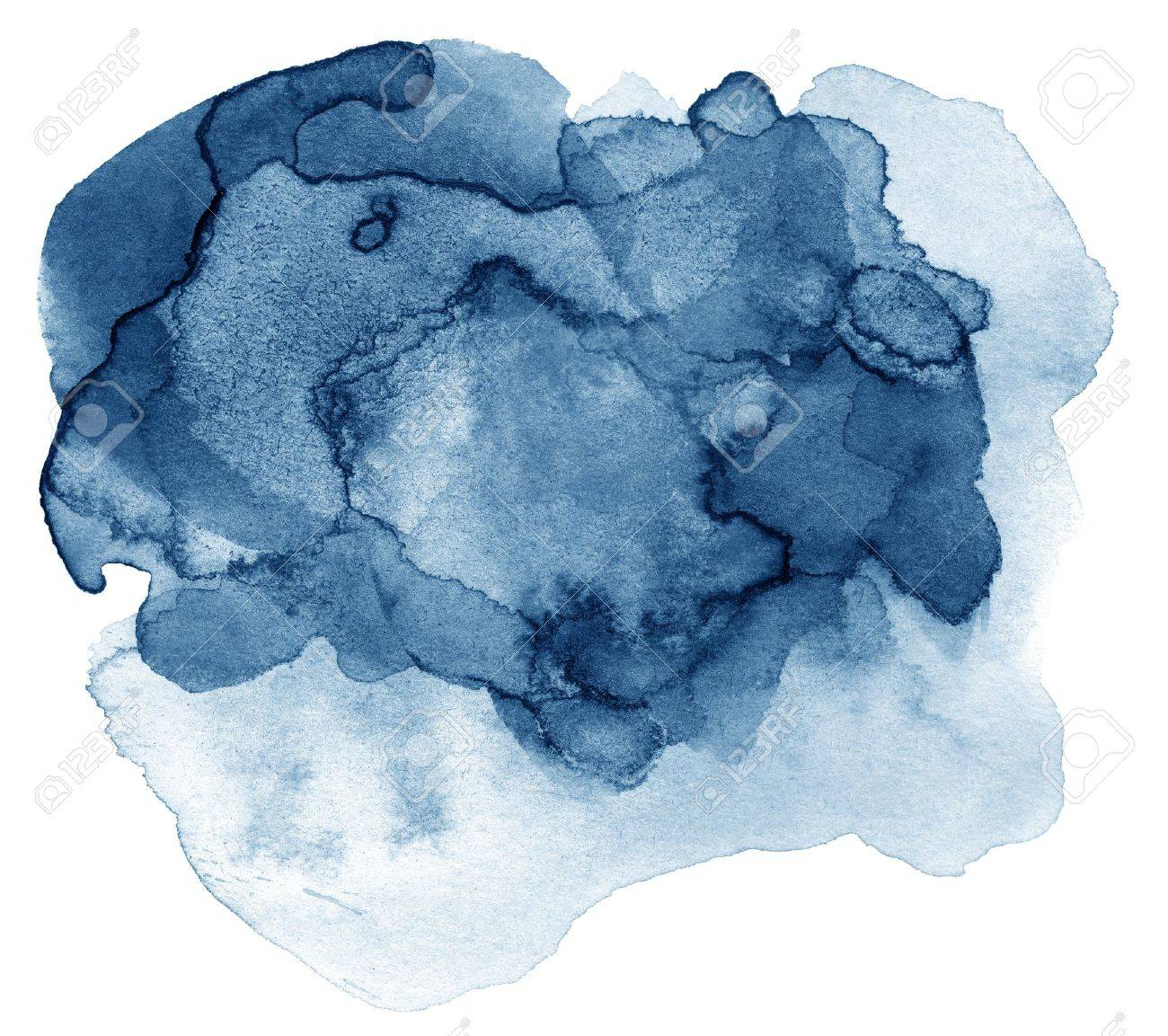 Abstract hand drawn watercolor background, for backgrounds or textures Stock Photo - 11686240