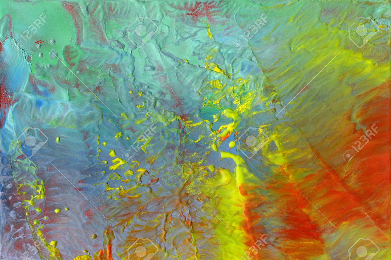 Abstract painting, for backgrounds or textures Stock Photo - 18345671