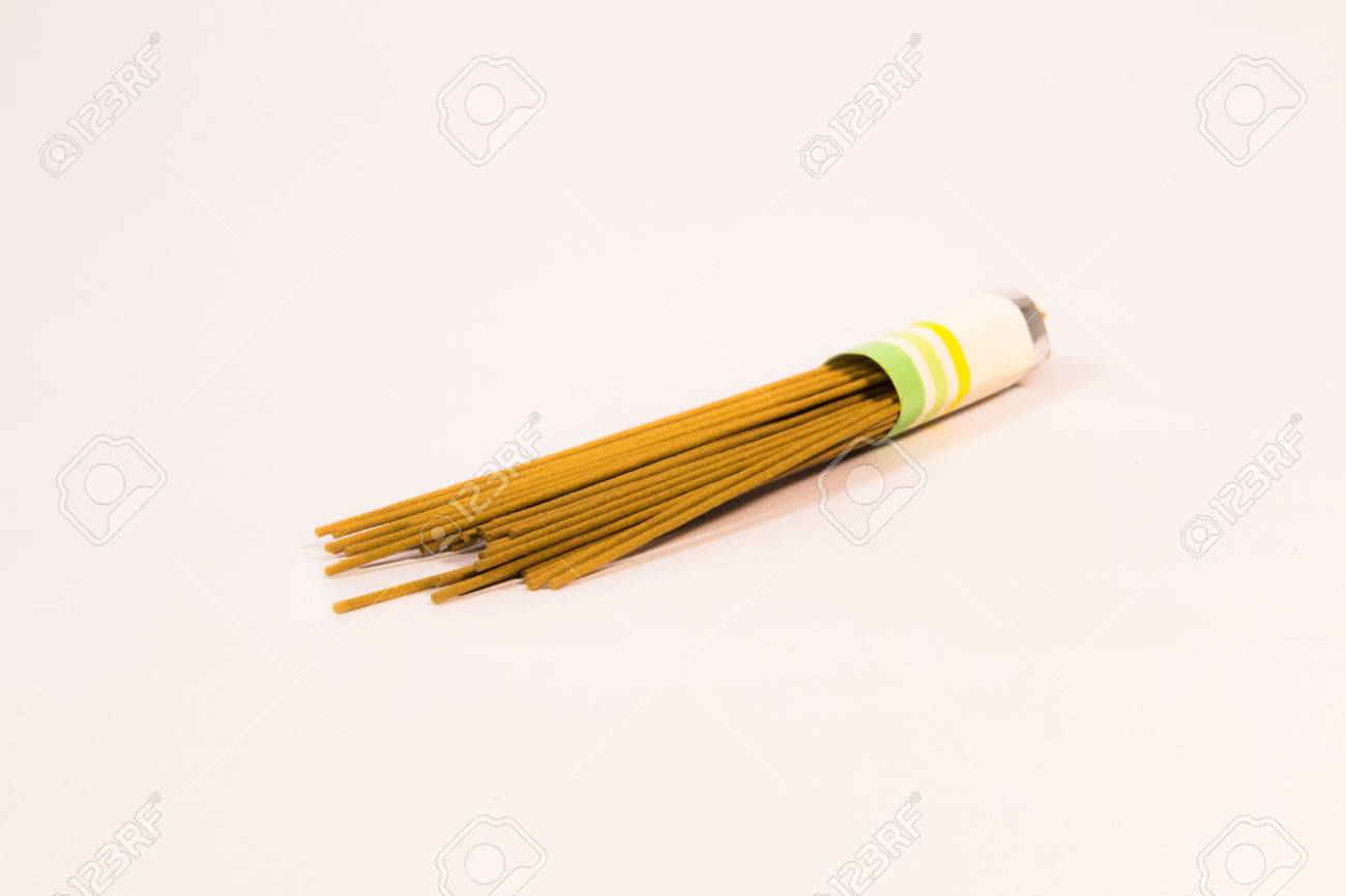 without smoke and good smell incense stick, tradition of Buddhism