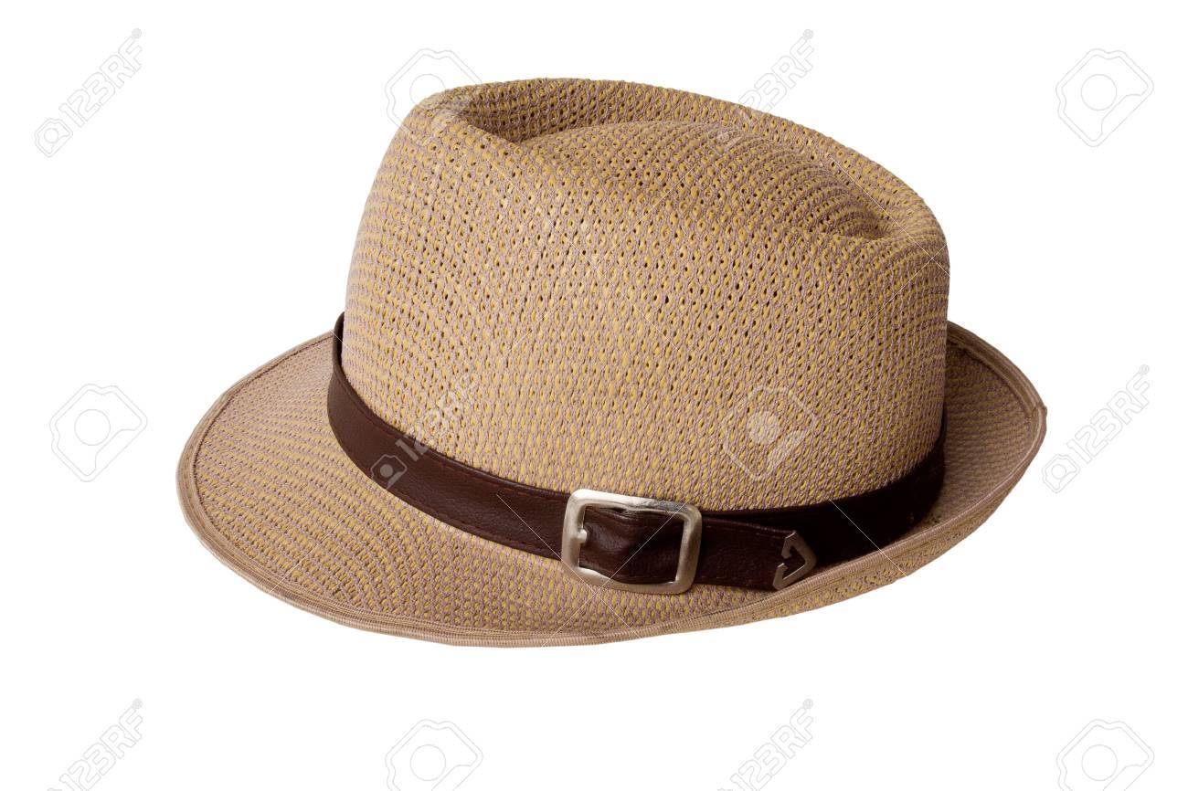 42db482029951 Foto de archivo - Tradicional sombrero de Panamá