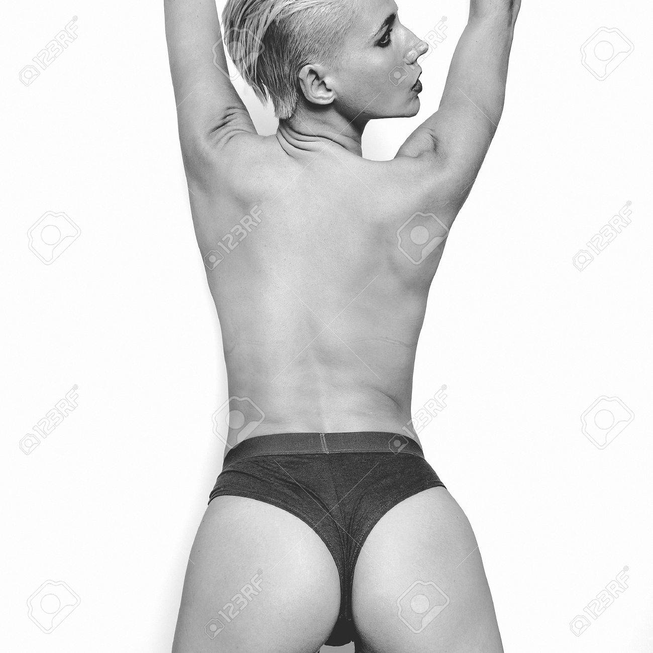 Sensual Girl Ass Sex Relationship Psychology Stock Photo 74243659