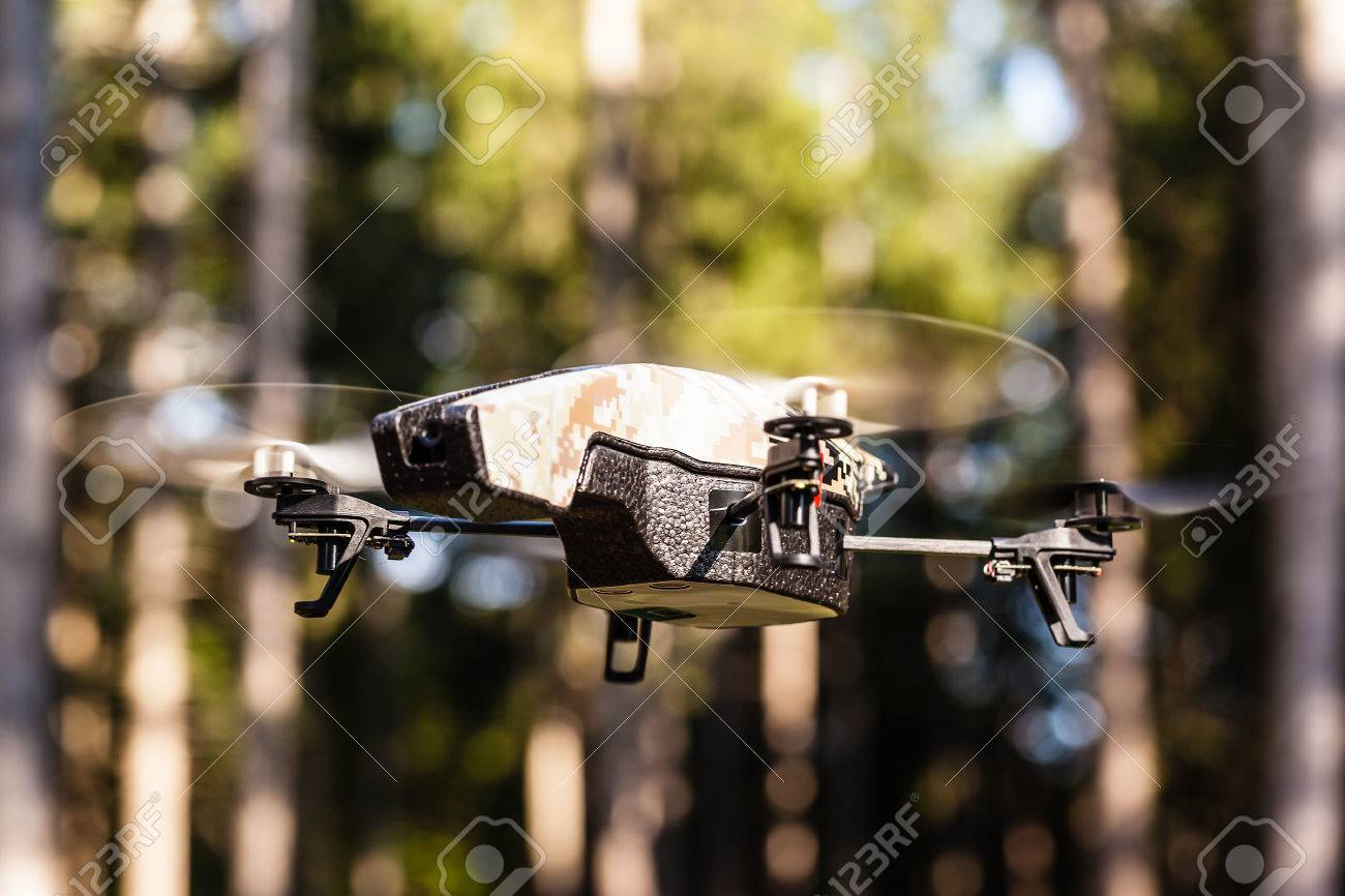 robot drone