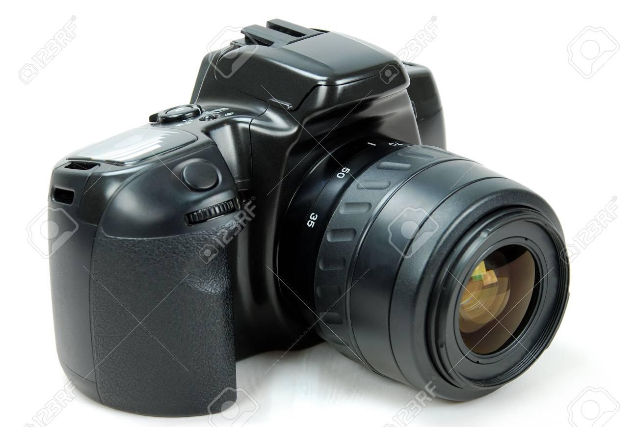 SLR Camera Stock Photo - 3737505