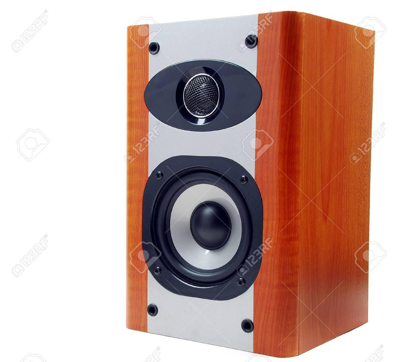 Audio Speaker Stock Photo - 3747887
