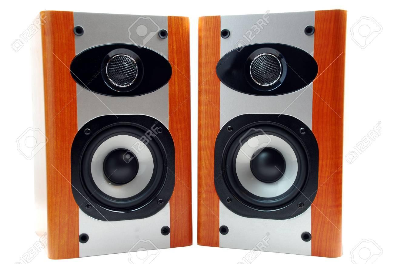 Speakers Stock Photo - 3747889