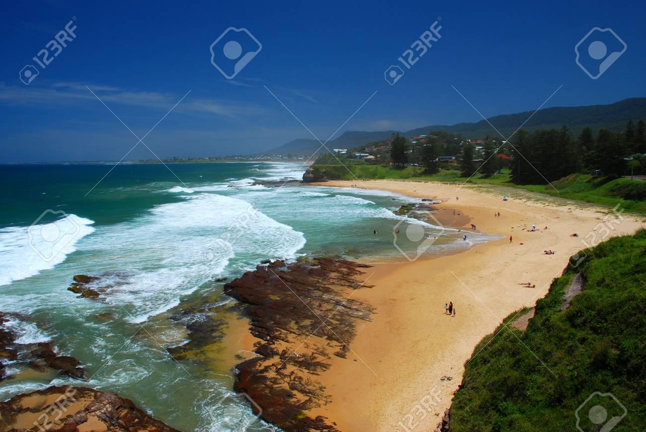 Australian Beach Stock Photo - 3747892