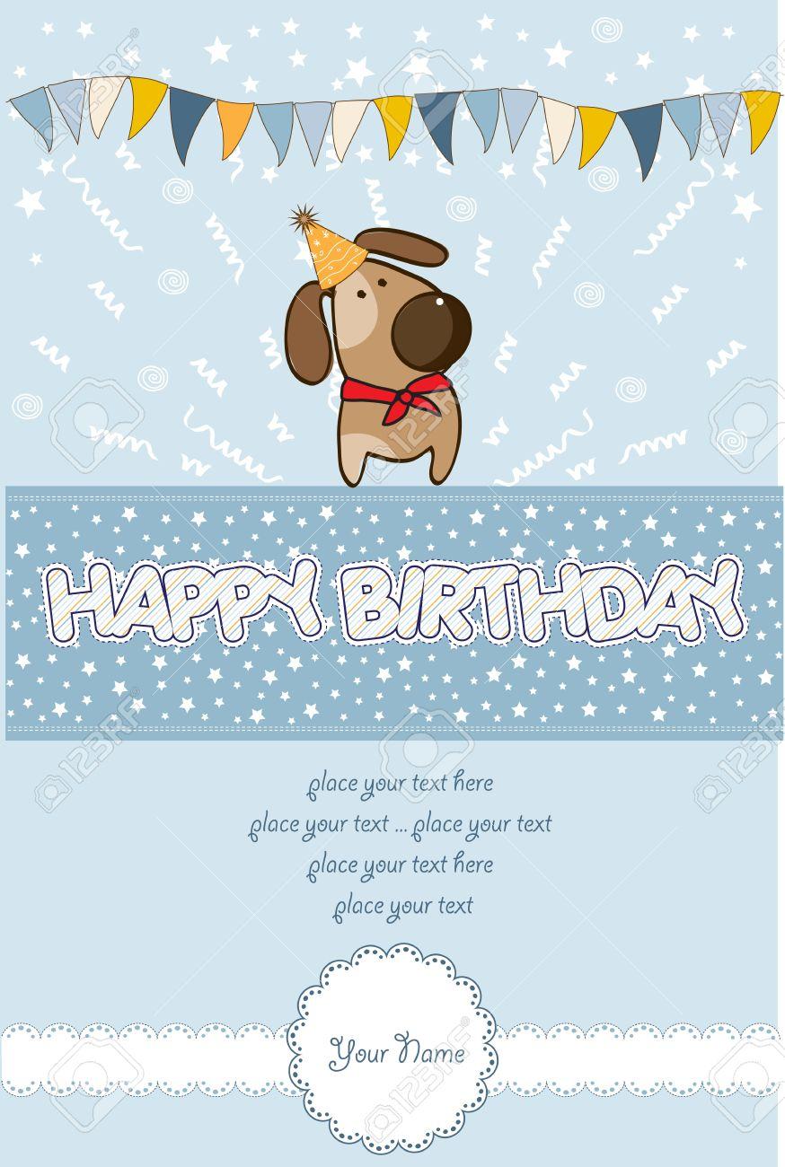 httpspreviews123rfimagesportocalaportoc – Dog Birthday Invitations Free