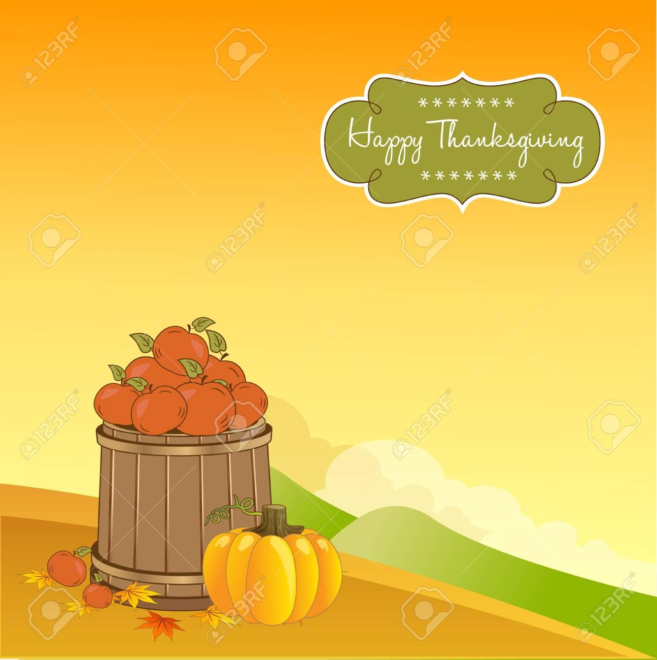 Autumn background Stock Vector - 11022208