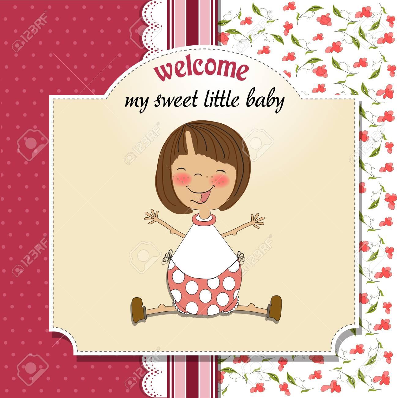 Welcome My New Baby Girl Vaydileforic