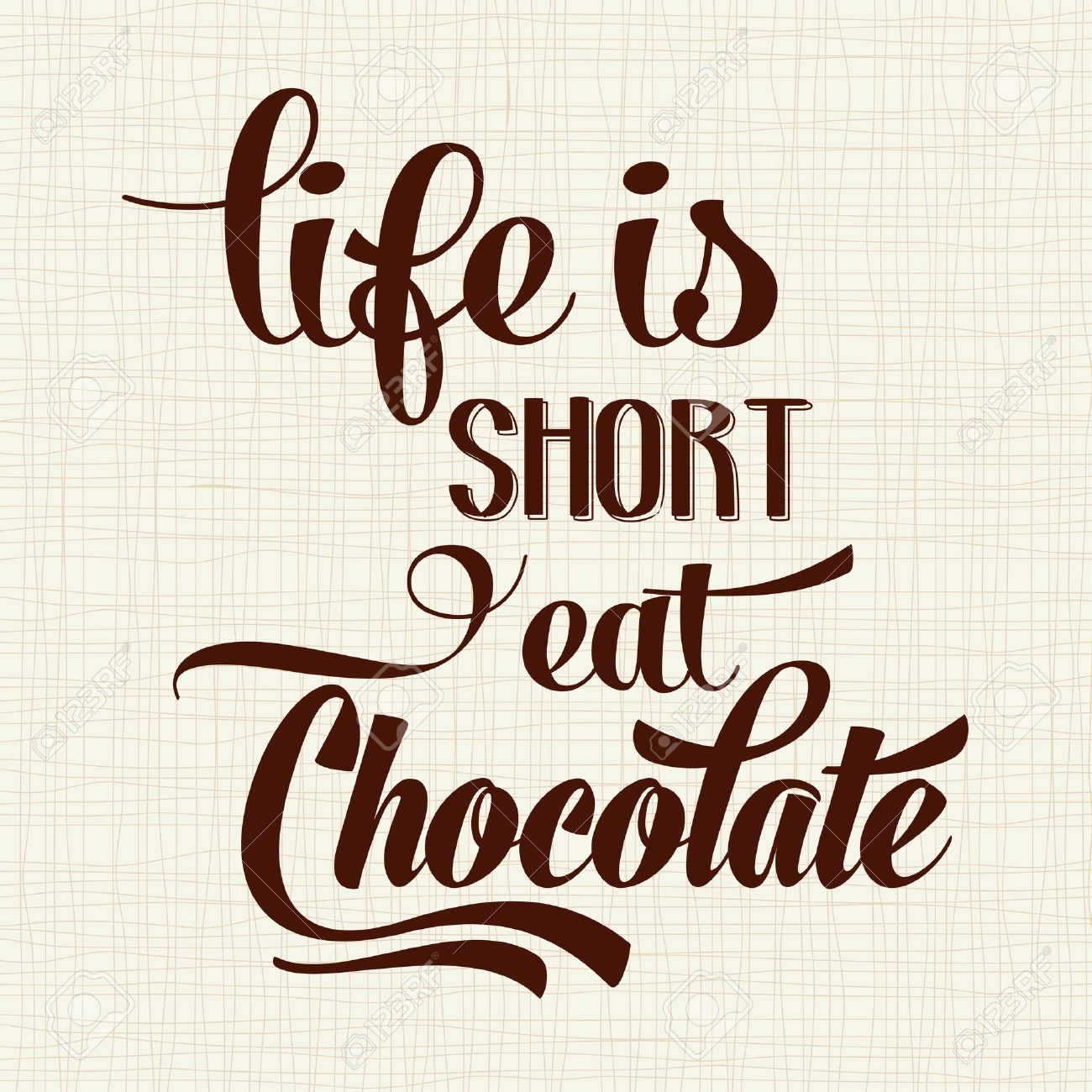 Image result for eat chocolate quotes