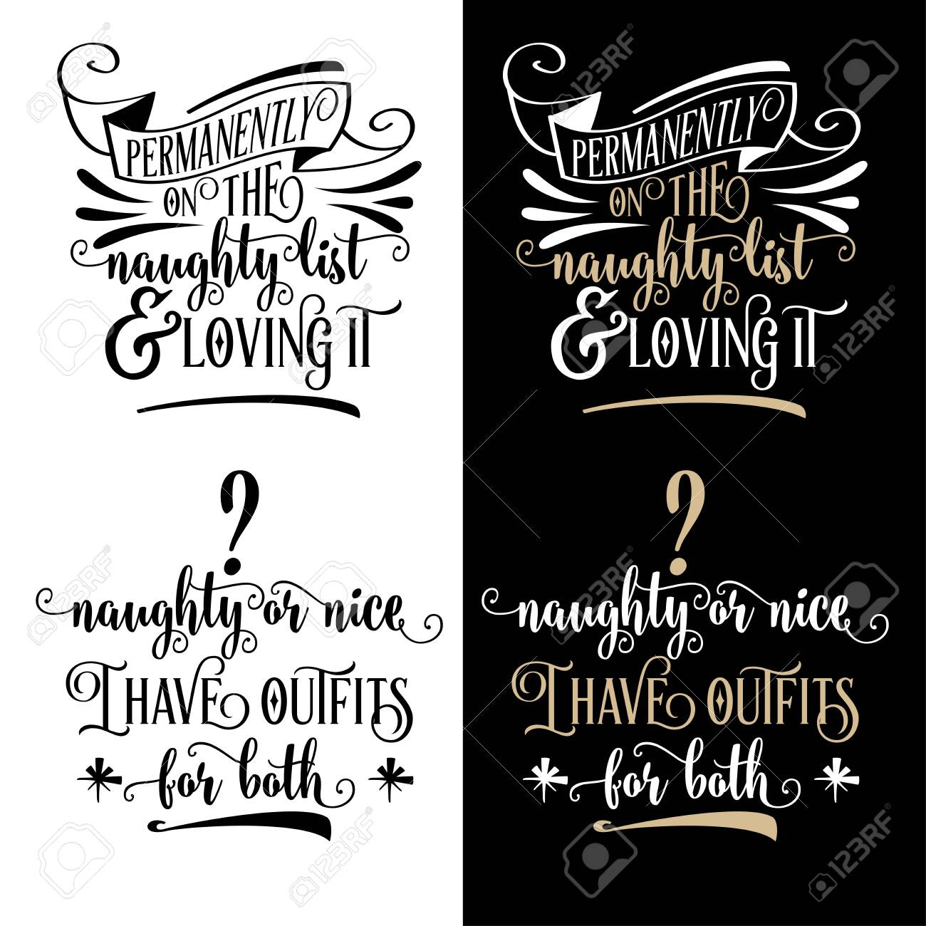 Funny Christmas quotes collection . Christmas poster, banner,..