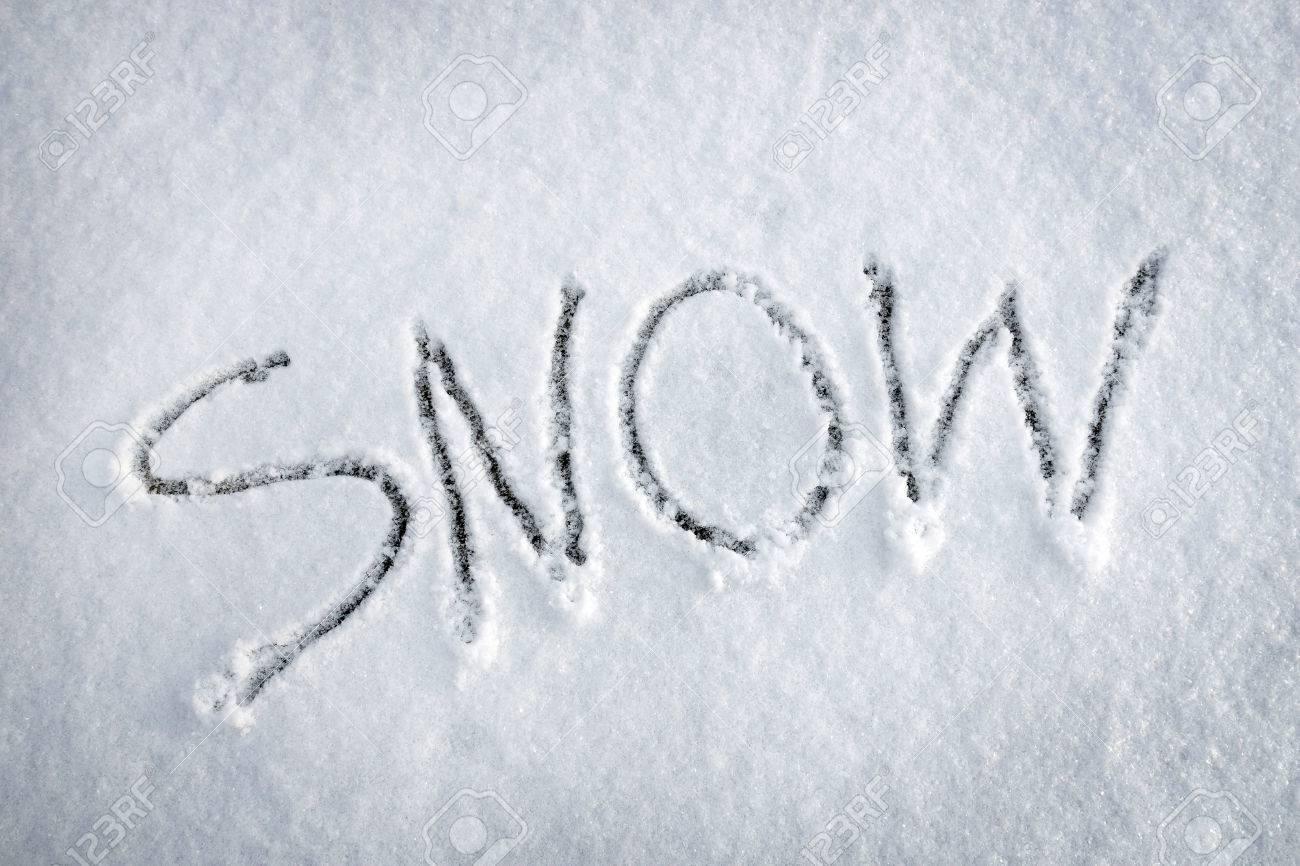 С первым снегом надпись фото 4