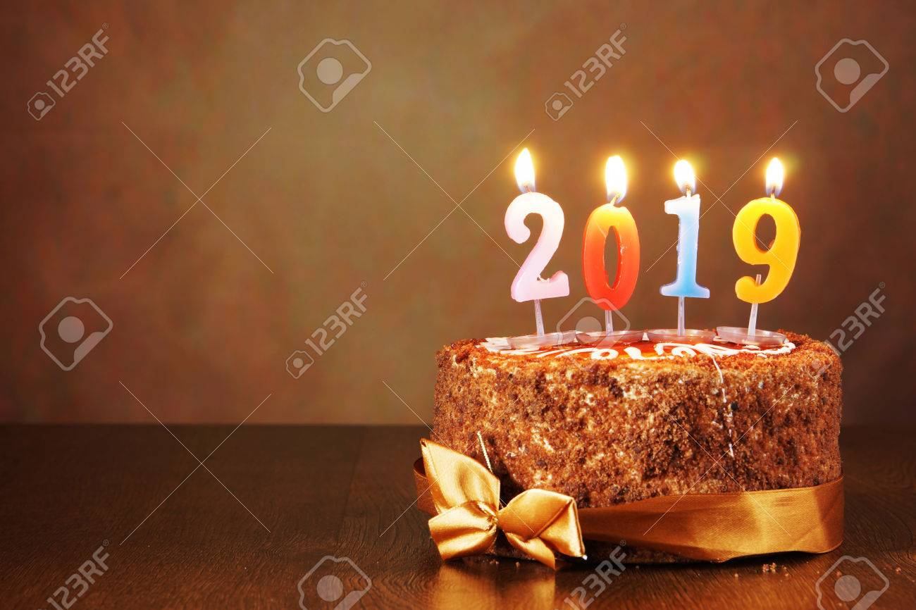 Cakes for the New Year 2019 35