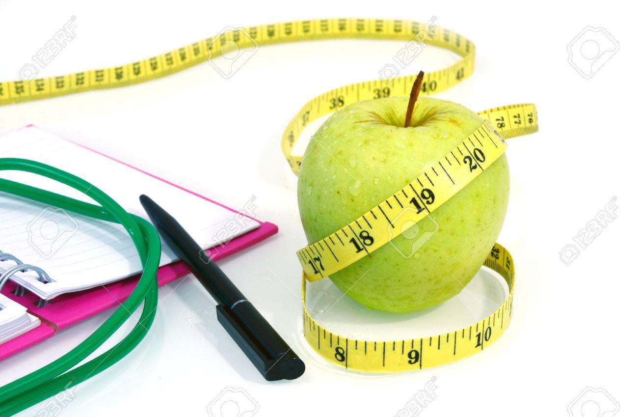 Fitness diet plan girl